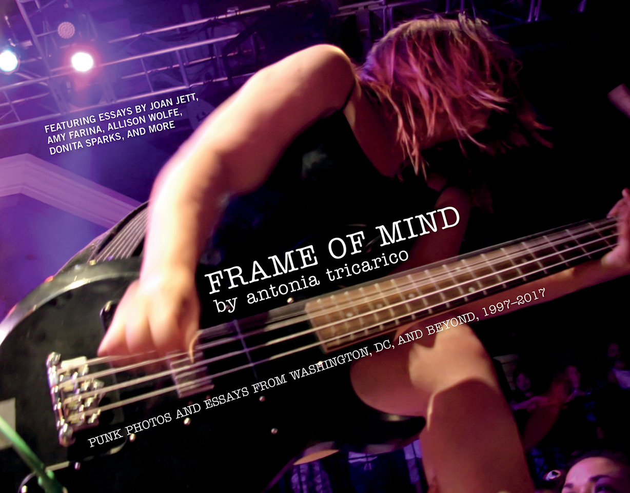 Frame of Mind, Book cover